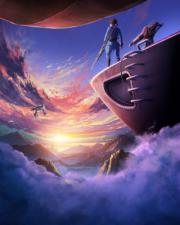 Небесные драконы  [AniDub]